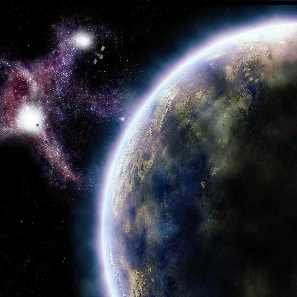 voyage à pied (II) à revers de monde: « La Terre est bleue comme une ...
