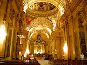 LAS 7 MARAVILLAS DE CÓRDOBA - ARGENTINA interior catedral cordoba argentina