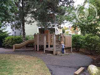 Fulmore Park (Sand Park) playground