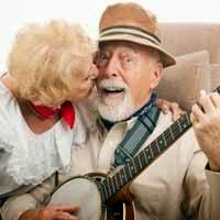Música traz a felicidade da alma