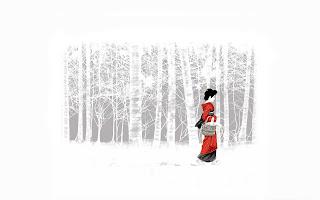 geisha wallpaper (14)