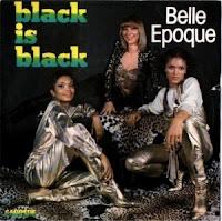 Belle Epoque – Black Is Black kislemez