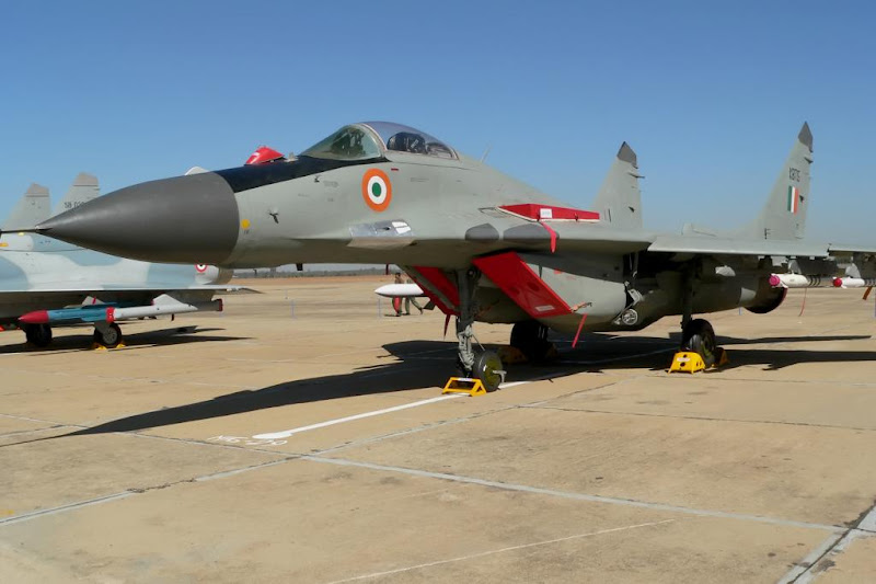 MiG-29 Baaz Indian Air Force Fighter