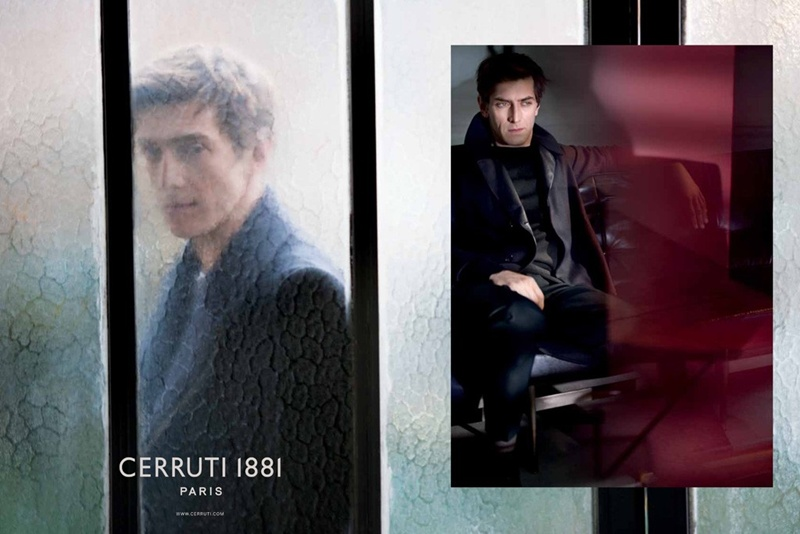 CERRUTI 1881 PARIS - FALL/WINTER 2013/14 CAMPAIGN PREVIEW
