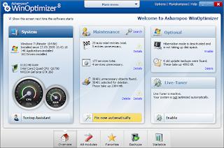 Ashampoo WinOptimizer 8 v8.13-TE