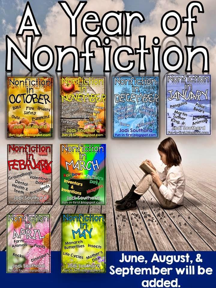 https://www.teacherspayteachers.com/Product/A-Year-of-Nonfiction-1564581
