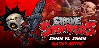 GraveStompers:Zombie vs Zombie apk
