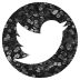 Twitter Social Media Icons