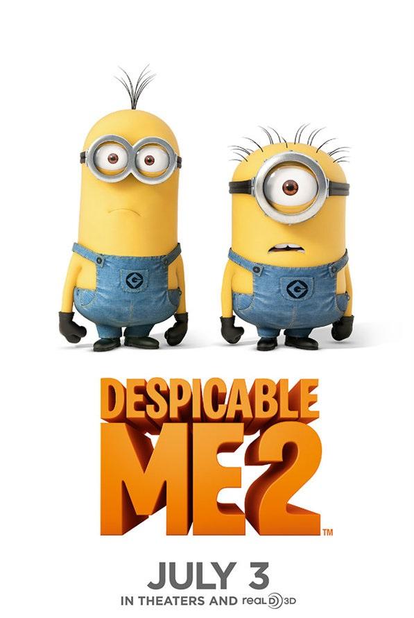 Despicable Me 2 (2013) - HDCAM