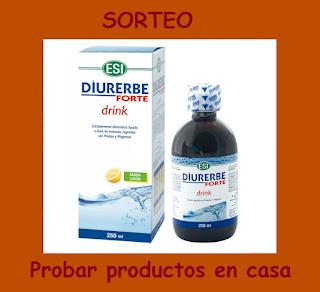 Sorteo Kit Diurerbe Forte Drink Limón de ESI