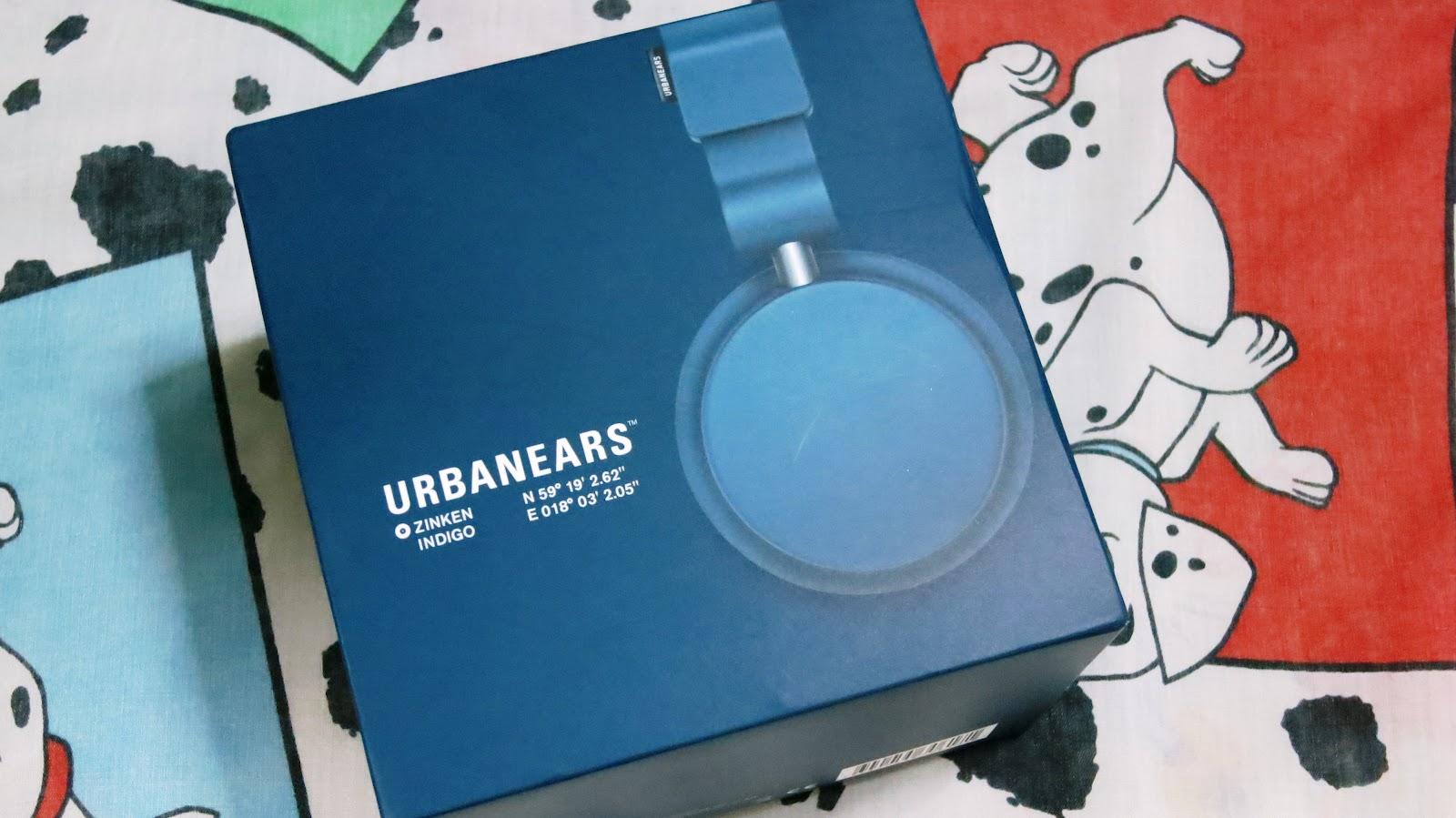 Urbanears Zinken: Zen to the Ears, Light on the Pocket ...