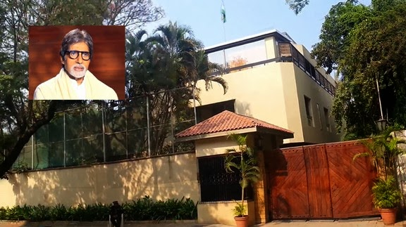 Amitabh Bachchan House Jalsa