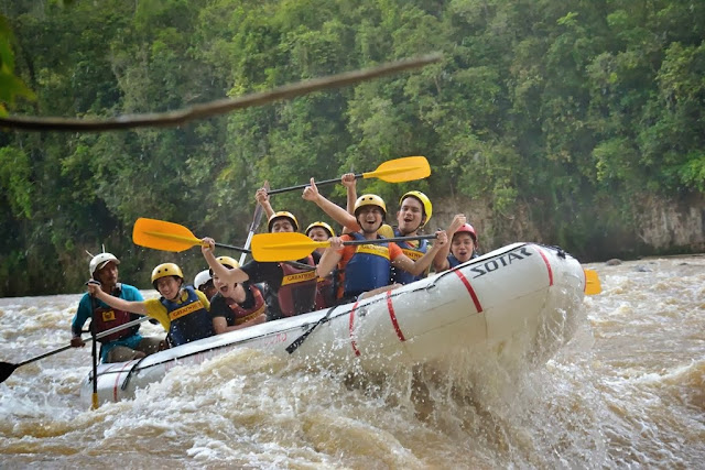 cagayan de oro philippines white water rafting sleek in the city mark delgado victory group