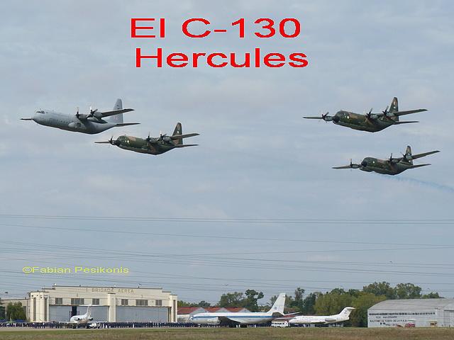 El C-130 Hercules