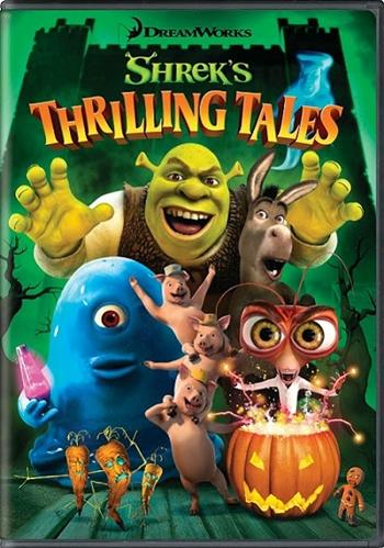 Los Cuentos Emocionantes de Shrek DVDRip Español Latino Descargar 1 Link