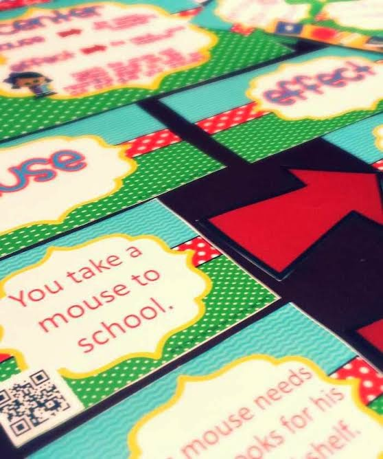 http://www.teacherspayteachers.com/Product/ELA-Printables-Centers-and-Craftivity-for-If-You-Take-a-Mouse-To-School-1297590