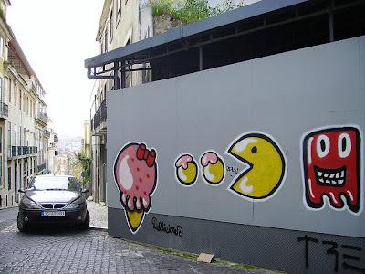 Maria Imaginario Painting Street Art Graffiti