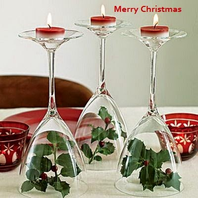 Christmas 2015 Table Decorations Ideas Pictures