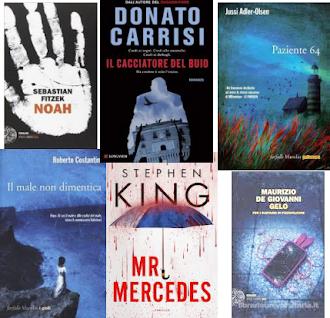 Vota i tuoi libri thriller del 2014