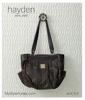 Miche Hayden Demi Shell - Black Purse