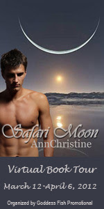 Character Guest Post + Giveaway with Nyssa Harrington heroine of Safari Moon by Ann Christine