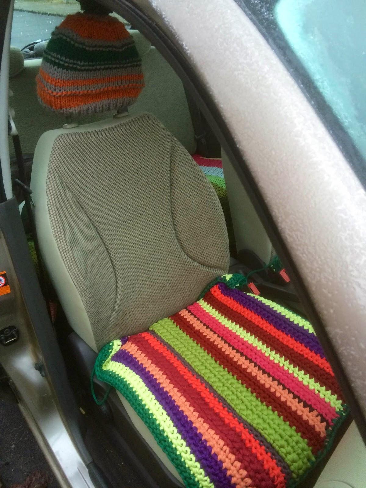 vinterpimp til bilen