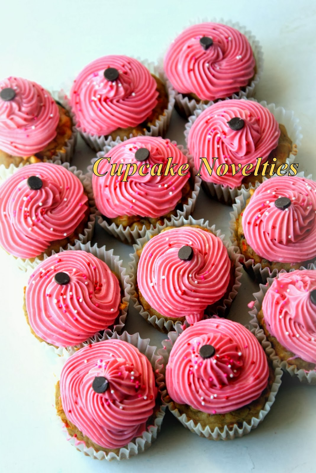 Cupcake Novelties - Cakes, Cupcakes, Wedding Cakes, Cake Pops ...