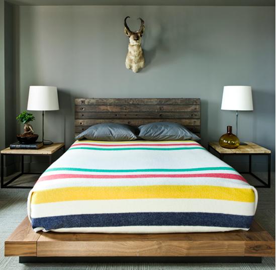 Blue Green Bed Linen