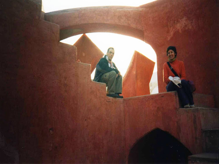 prosa del observatorio (jantar mantar new delhi india)