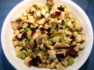 Janet Deaver-Pack Salad Apple Recipe