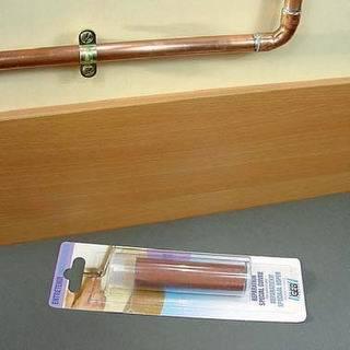 como reparar fugas en tuberias de agua aprender hacer bricolaje casero. Black Bedroom Furniture Sets. Home Design Ideas