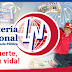 Resultados del Sorteo De Diez 058 de la Lotería Nacional de México - Miércoles 27 de mayo de 2015
