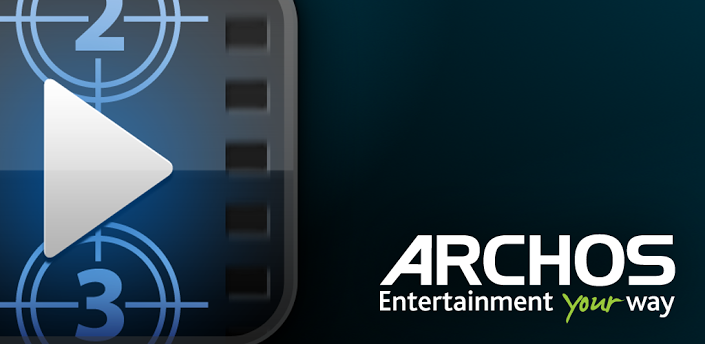 Archos Video Player v7.5.29 Full Apk İndir