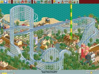 DOWNLOAD GAME RollerCoaster Tycoon Deluxe Full Version