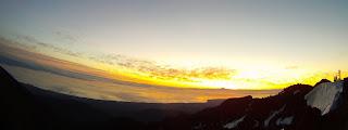 klahhane ridge sunrise