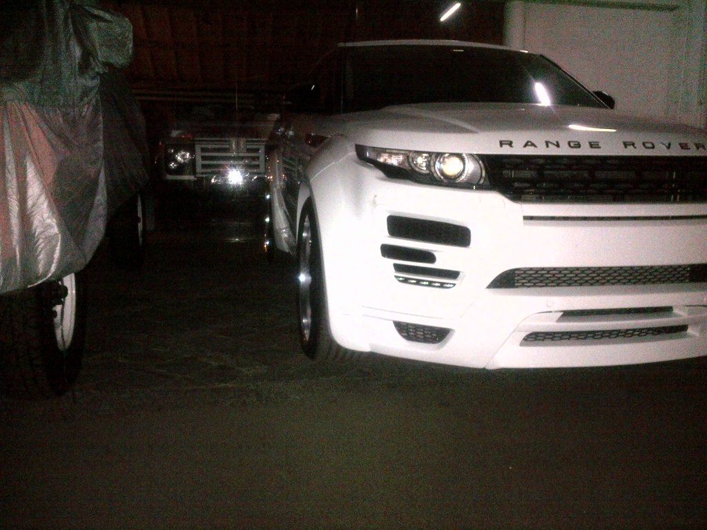 Hamann Full Package 4 Evoque | Macam2 Bodykit & Carbon Fiber mobil ...