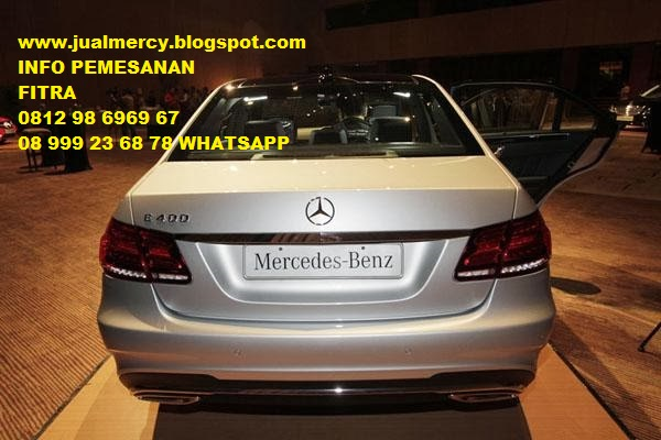Promo Mercedes Benz E400 Tahun 2014 Dealer Mobil