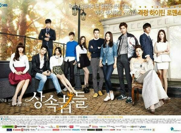 Download Film The Heirs Episode 1 - 20 (Tamat) Subtitle Indonesia