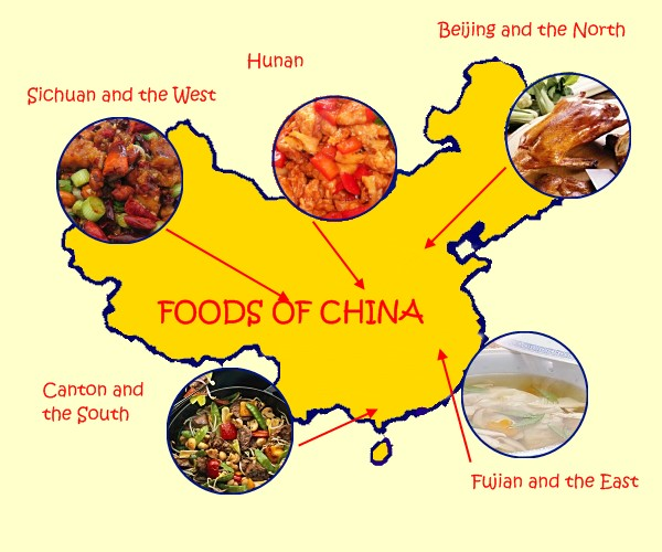 Regional Differences In Chinese Food