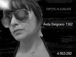 Optica Gaudi - Avda Belgrano 1362