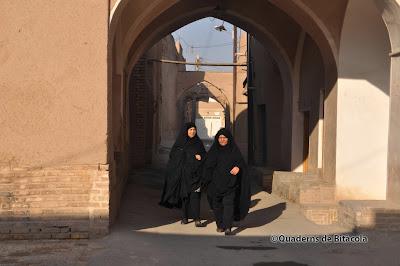 calles Yazd, Iran, Irán