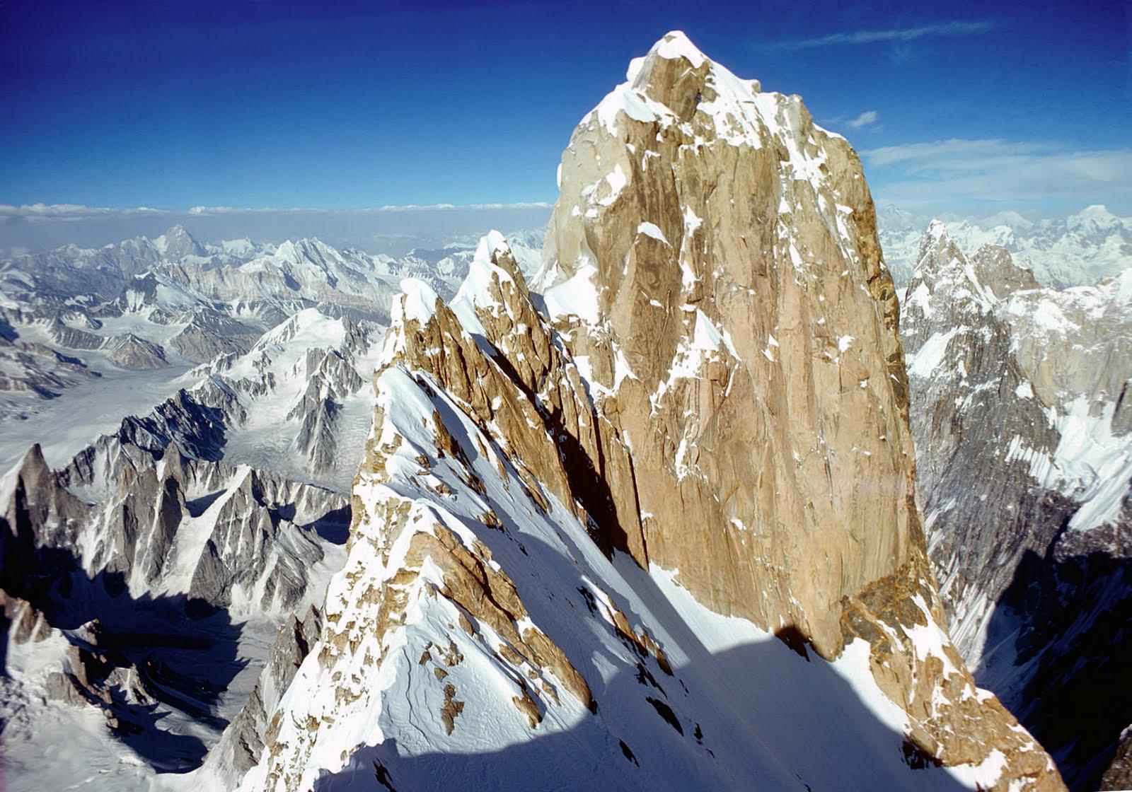 baintha brakk  87 highest mountain in the world