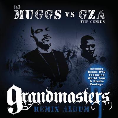 DJ Muggs vs. GZA – Grandmasters: Remix Album (2007) (320 kbps)