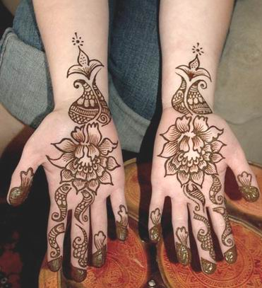 Mehndi designs simple arabic mehndi designs for hands for beginners for Simple arabic mehndi designs for beginners home