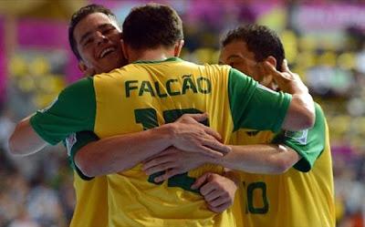 ¡Brasil acabó con el sueño mundial de Colombia!