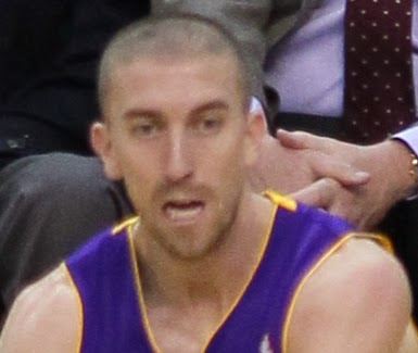 What is the height of Steve Blake?