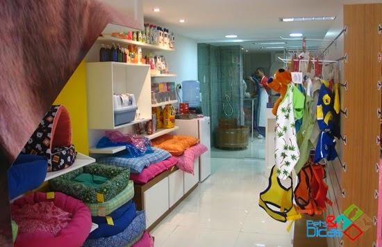 Decoração Pet Shop
