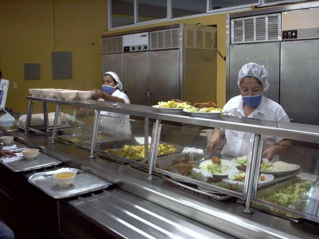 Alimentacion para estudiantes