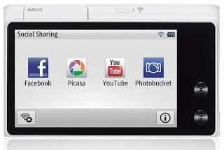 Samsung MultiView MV900F Digital Camera