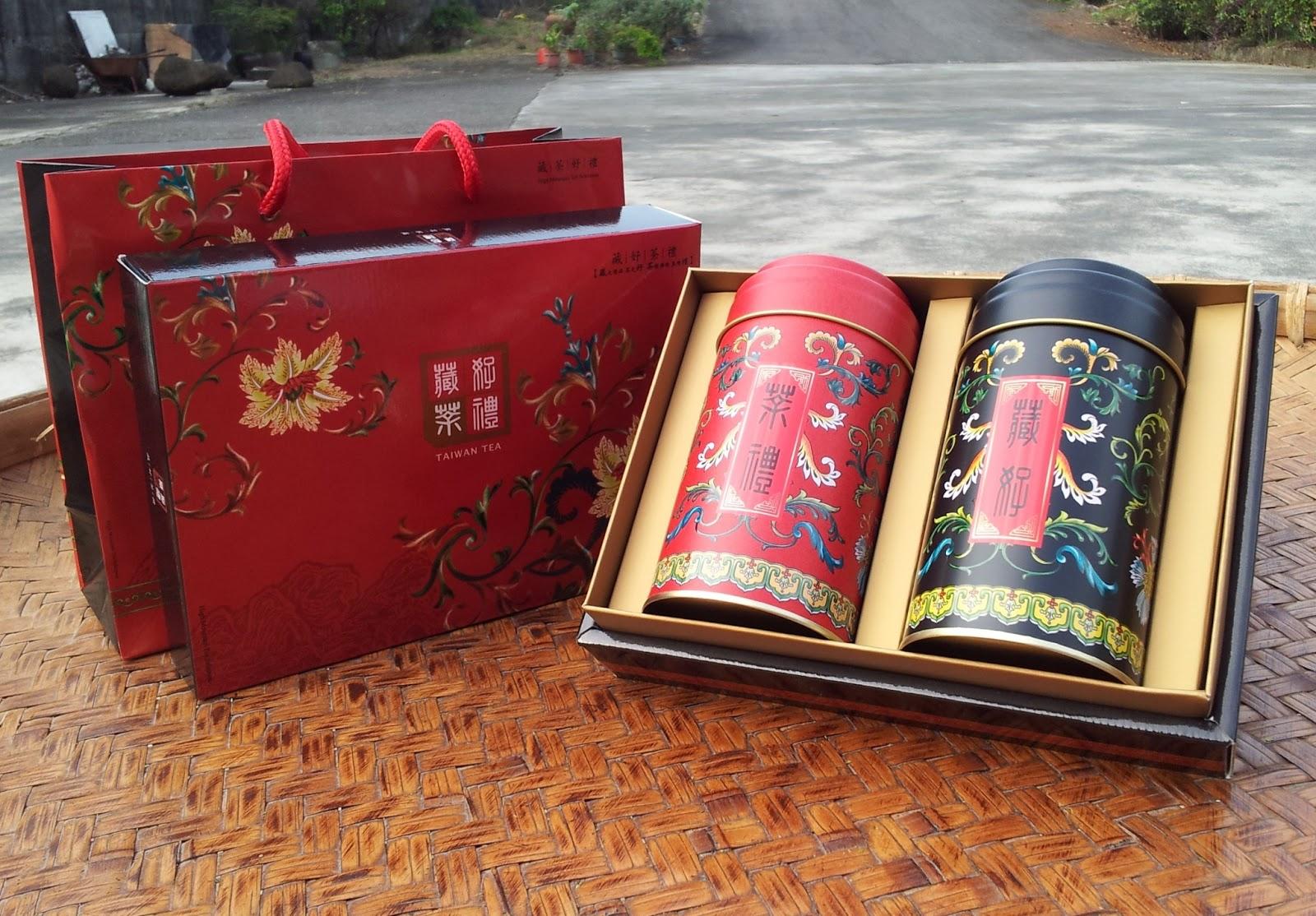 2014中秋茶葉禮盒